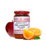 Confettura extra di mele aromatizzate all'arancia