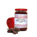 Confettura extra di mele e cioccolato