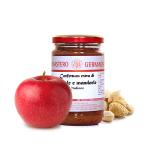 Confettura extra di mele e mandorle