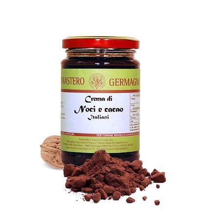 Crema di noci e cacao