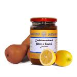 Confettura extra di pere e limoni