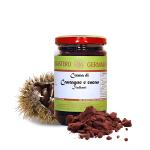 Crema di castagne cacao